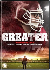 GREATER [DVD]