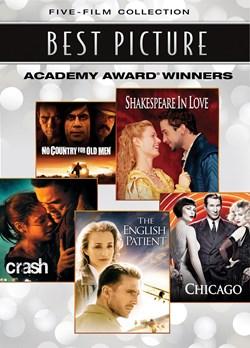 Best Picture ACADEMY Award Winner 5 Film Collection [DVD]