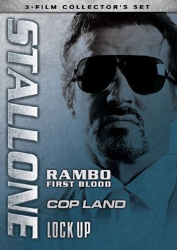 Stallone Collection - DVD [DVD]