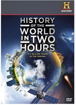 History of the World in 2 hours DVD [DVD]