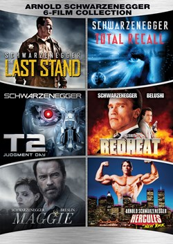 Arnold Schwarzenegger 6 Film Collection - DVD [DVD]