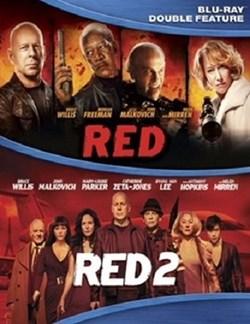 Red 1+2 DF - BD [Blu-ray]