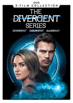 Divergent Series  3 Film Collection - DVD [DVD]