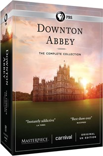 Downton Abbey: The Complete Collection DVD [DVD]