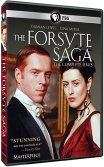 Masterpiece: Forsyte Saga: The Complete Series DVD [DVD]