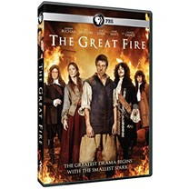 Great Fire, The (U.K. Ed) Dvd [DVD]