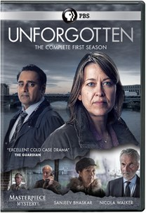 Unforgotten - The Complete First Season [DVD]