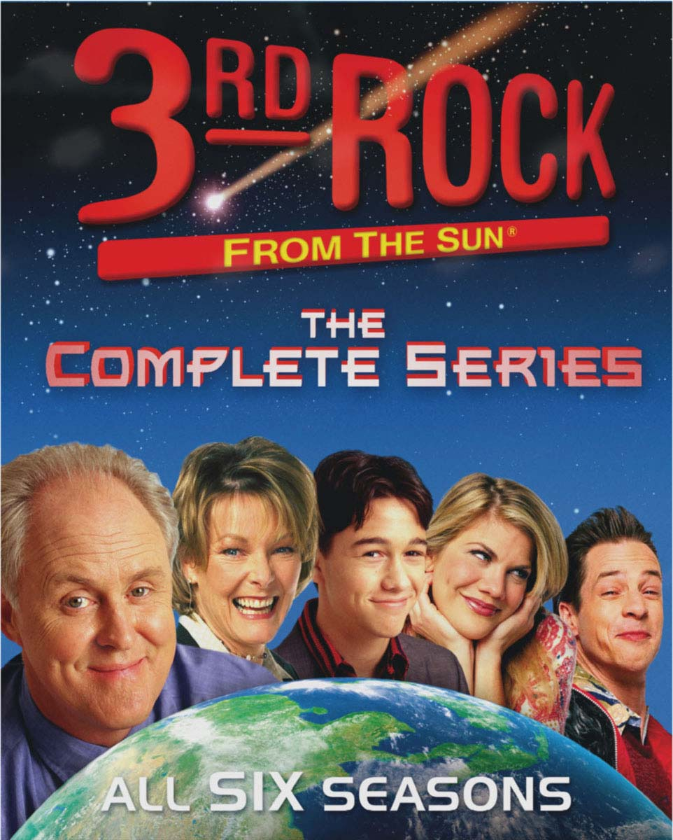 3rd Rock From the Sun - Complete Series [DVD]