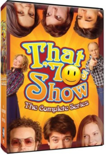 That 70s Show - Complete Series [DVD]