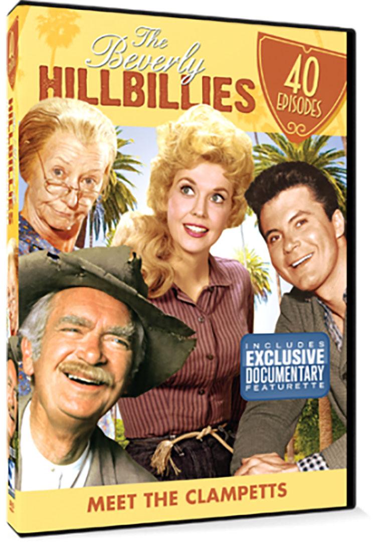 Beverly Hillbillies - Meet the Clampetts [DVD]
