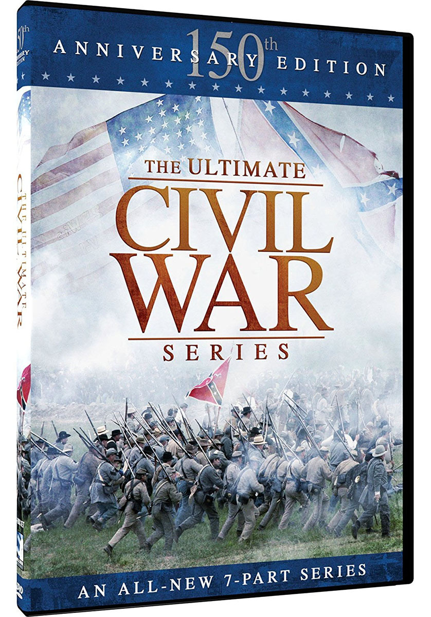 Ultimate Civil War Series - 150th Anniversary Edition [DVD]