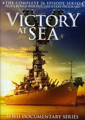 Victory at Sea + BONUS DVD - America's Wars [DVD]
