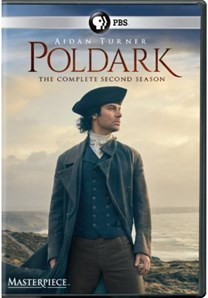 Masterpiece: Poldark Season 2 (UK Edition) DVD [DVD]