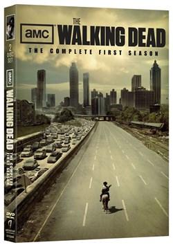 The Walking Dead S. 1 - DVD [DVD]